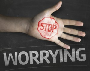 How to Stop Yourself from Worrying So Much
