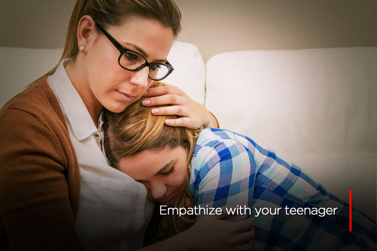 Empathize-with-your-teenager