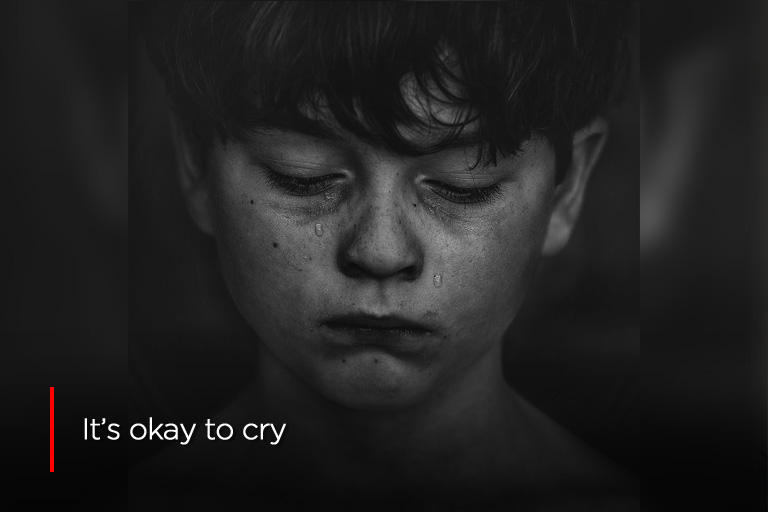 It's-okay-to-cry
