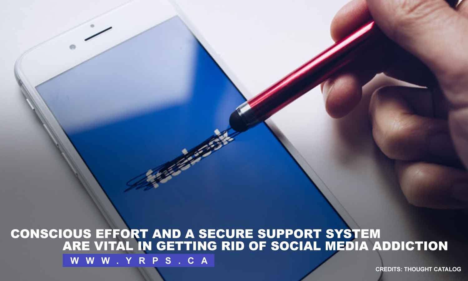 Conscious effort and a secure support system are vital in getting rid of social media addiction