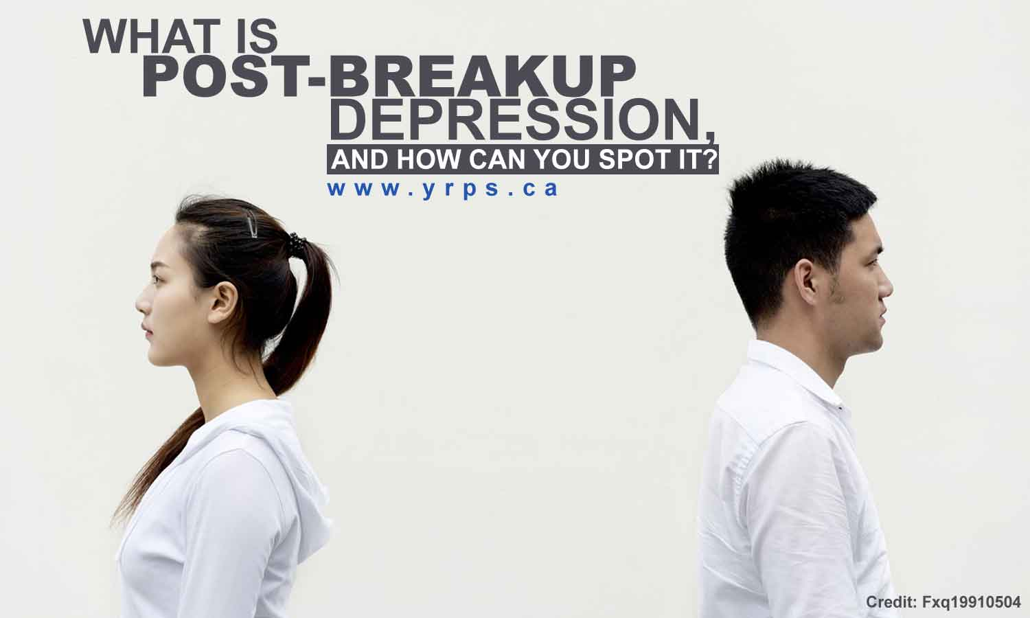 What is post-breakup depression, and how can you spot it?
